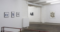 <p>Richard Neal<br /><br />2009<br />Exhibition view <br />Cruise & Callas</p>