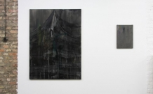 <p>Frauke Boggasch<br /><br /><br />2009<br />Exhibition view<br />Cruise & Callas</p>