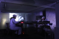 <p>Teufelsberg<br /><br />2008<br />Video and sound performance<br />Cruise & Callas</p>