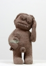 <p>Monster with Totem of Love</p><p> </p><p>2010<br />Sandstone<br />50 x 30 x 20 cm</p>